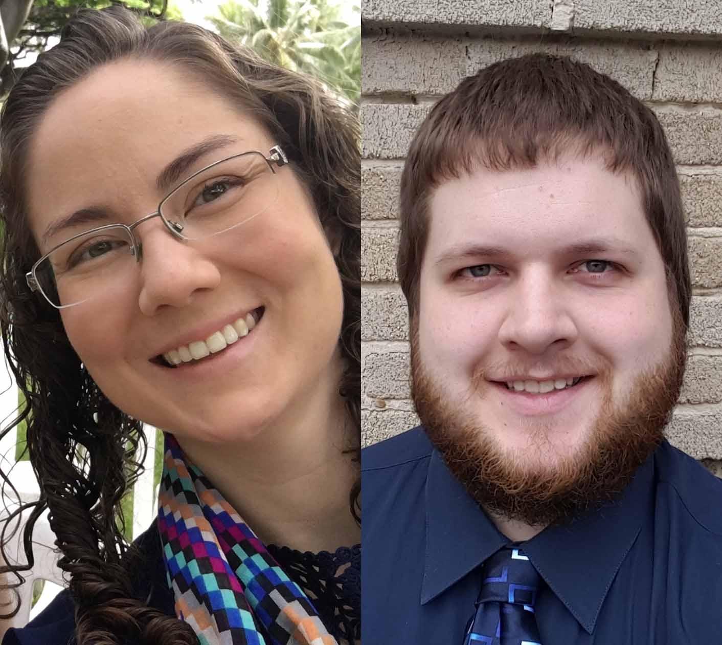 Miranda J. Gallagher and David A. Quist Receive Dean's Teaching Fellowship